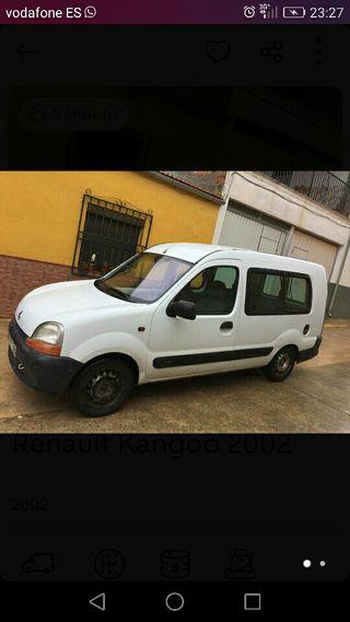 Renault Kangoo 2002 larga xl