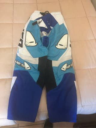 Pantalones quad