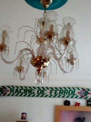 lampara antigua philip stark