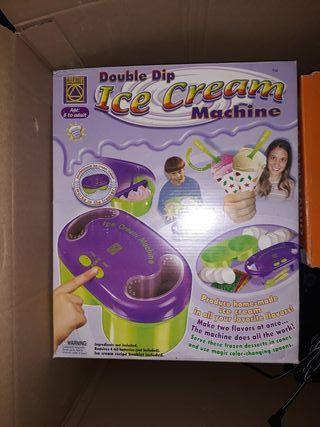 maquina de helado ice cream