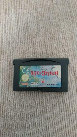 Lilo & Stitch Juego game boy advance