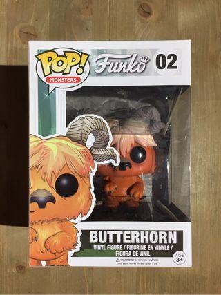 FUNKO POP MONSTERS 02 BUTTERHON