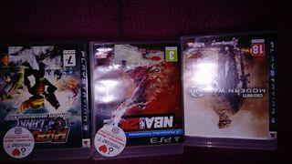 ps3 juegos