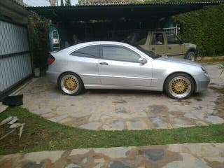 Mercedes-benz C Coupe 2001
