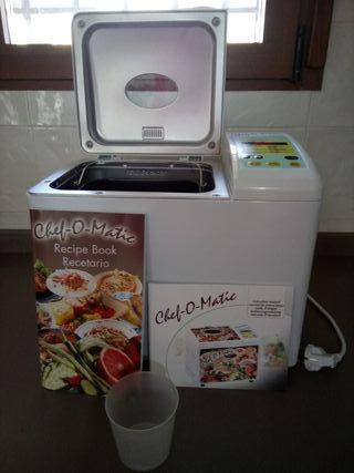 Robot de cocina programable Chef O Matic
