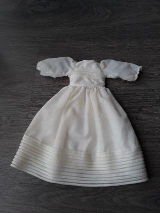 Vestido comunión Lesly antigua años 70