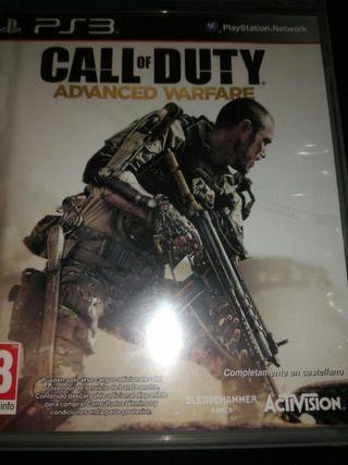 PS3 Call Of Duty: Advance Warfare