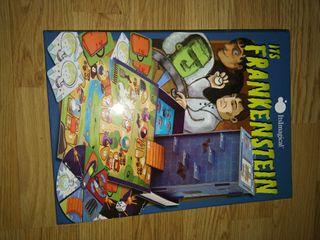 Juego de mesa Frankenstein