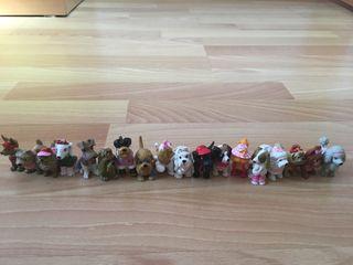 Perros de juguete