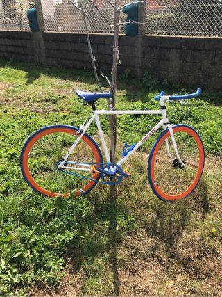 Bicicleta Fixie clásica