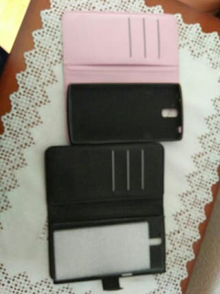 Dos Fundas móvil OnePlus One