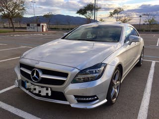 Mercedes-benz Cls 350cdi 4 matic 265cv