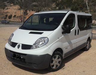 Renault trafic 9 plazas 2.0 115 cv 2013