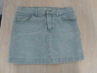 Mini falda t.34 Zara Trafaluc