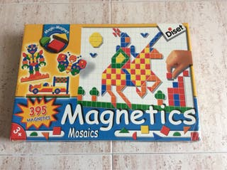 Juego magnetics