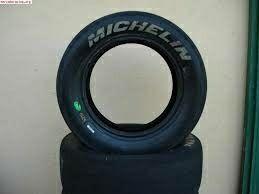 Slicks Michelin