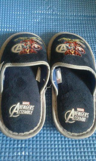 Zapatillas de casa Super Héroes