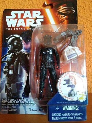 Tie fighter pilot. Star Wars