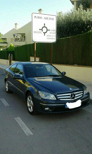 Mercedes-Benz CL Coupe 2009 160000 km