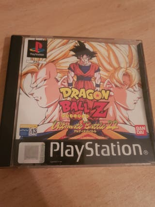 Dragon Ball Z Ultimate Battle 22 PlayStation 1