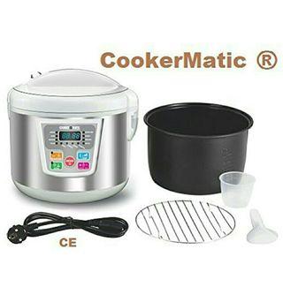 Robot cocina Cooker Matic
