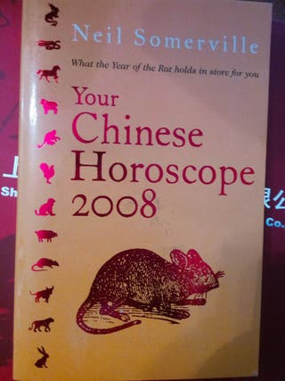 Libro: Your Chinese Horoscope 2008