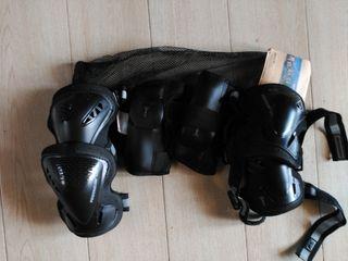 Protectores para patinaje