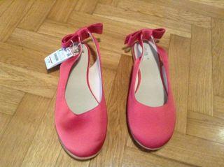 Bailarinas rosas T.38