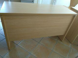 4 mesas-escritorio dobles