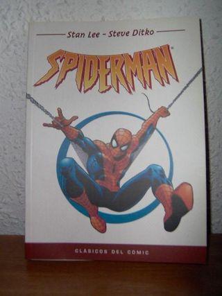Clásicos del comic: Spider-Man