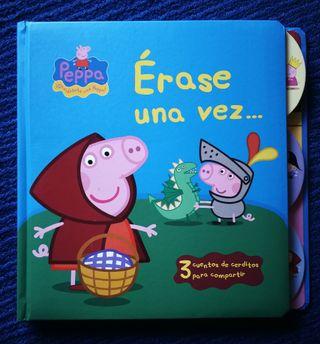 libro infantil de Pepa Pig NUEVO