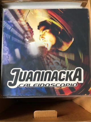 Vinilos Juaninacka caleidoscopio doble LP