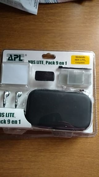 NDS Lite pack