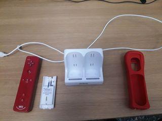 Mando de wii con baterias