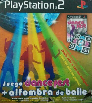 Pista de baile PlayStation 2
