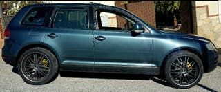 Volkswagen Touareg tope de gama