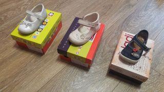 pack zapatos pablosky niña t22
