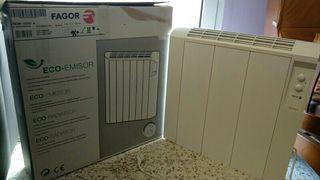eco emisor radiador estufa Fagor