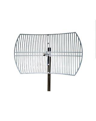 TP-Link TL - Antena de red, plateada