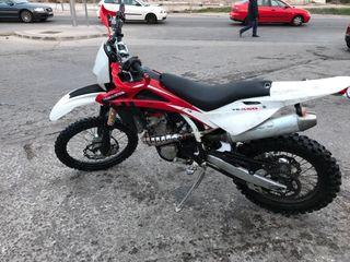 Motos enduro Husqvarna Te 450