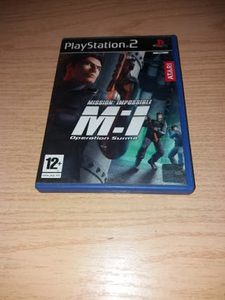 Mission Impossible Operation Surma PS2