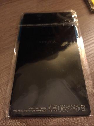 Tapa trasera Sony Xperia Z