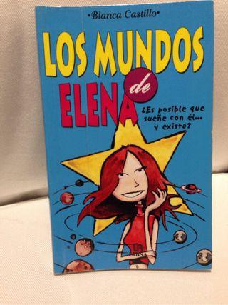 """Libro """"Los mundos de Elena"""""""