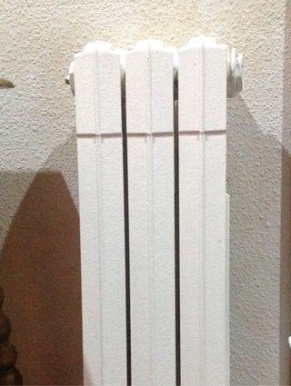 Ocasión radiador de hierro fundido