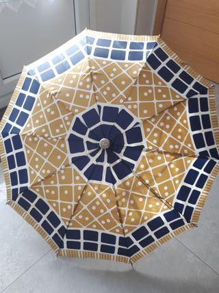 Paraguas vintage!!Años 80