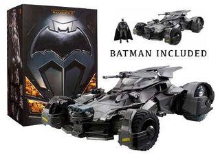 Batmobile Justice League Mattel