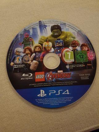 ps4 lego avengers vengadores