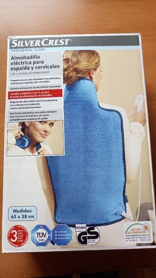 Manta eléctrica espalda/cervical
