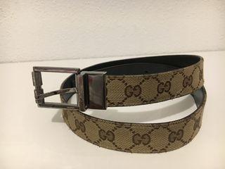 Cinturón Gucci de segunda mano en Madrid en WALLAPOP cb6ee47a244