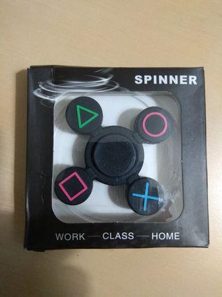 Spinner modelo PlayStation